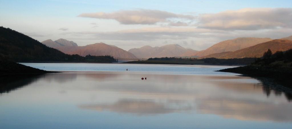 Ballaculish, Escocia. Foto tomada por Michael Thallium