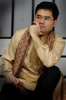 Ananda Sukarlan, musician and composer