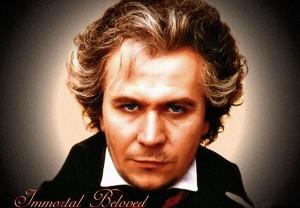 """Gary Oldman parecidísimo al Beethoven de 38 años en """"Amor inmortal"""""""