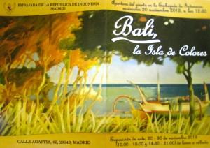 Bali, la isla de colores