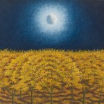 Autumn Moon (Luna de otoño), Scott Kahn