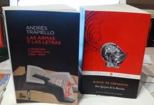 Las armas y las letras Don Quijote