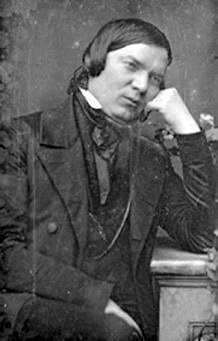Robert Schumann (1810-1856), compositor