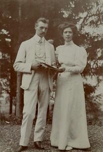 Leopold van der Pals & Marussja