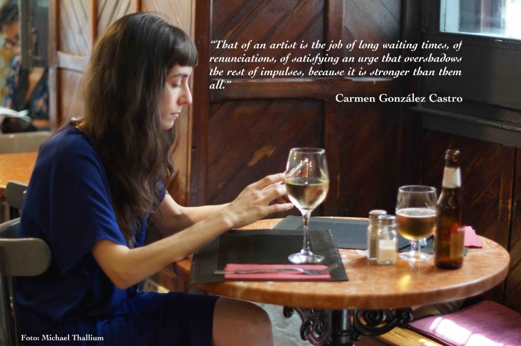 Carmen González Castro Sola