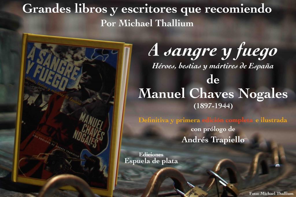 A sangre y fuego - Manuel Chaves Nogales