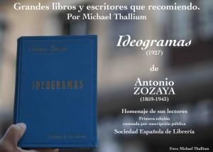 Antonio Zozaya - Ideogramas