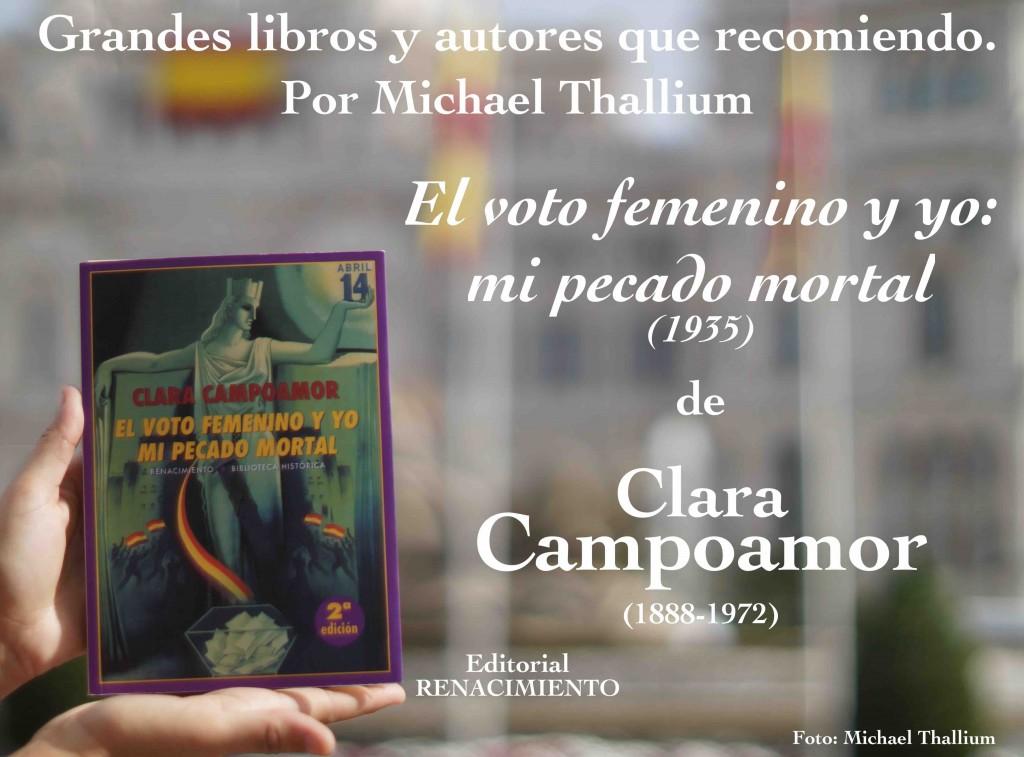 Clara Campoamor - El voto femenino y yo