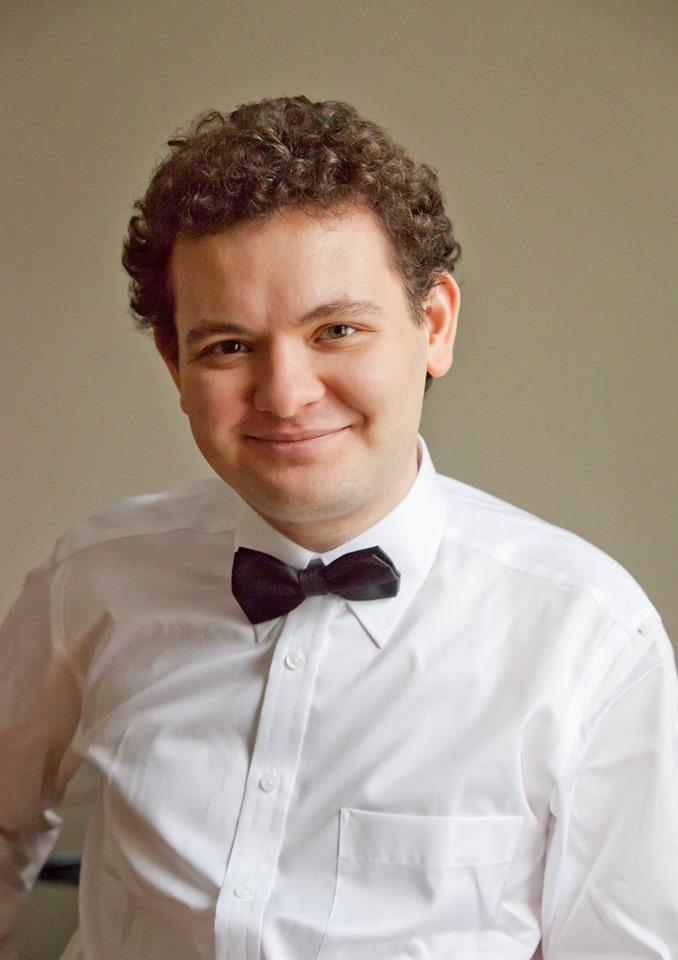 Yuri Favorin, pianist.