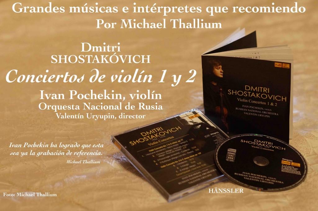 Ivan Pochekin Shostakovic Es