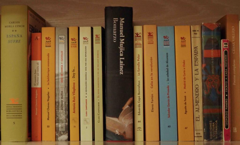Christina y los libros