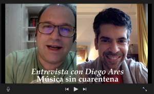 Entrevista con Diego Ares - Michael Thallium
