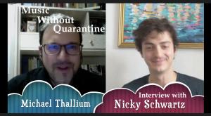 Nicky Schwarz & Michael Thallium