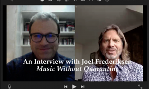 Interview with Joel Frederiksen - Michael Thallium