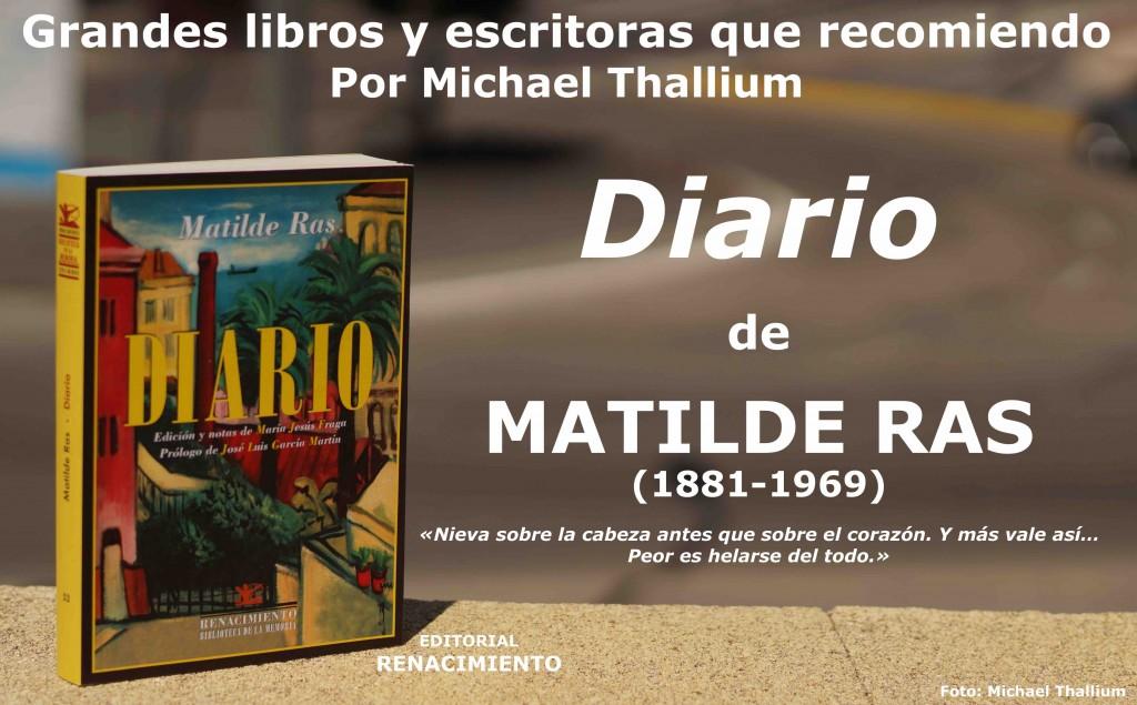 Matilde Ras - Diario