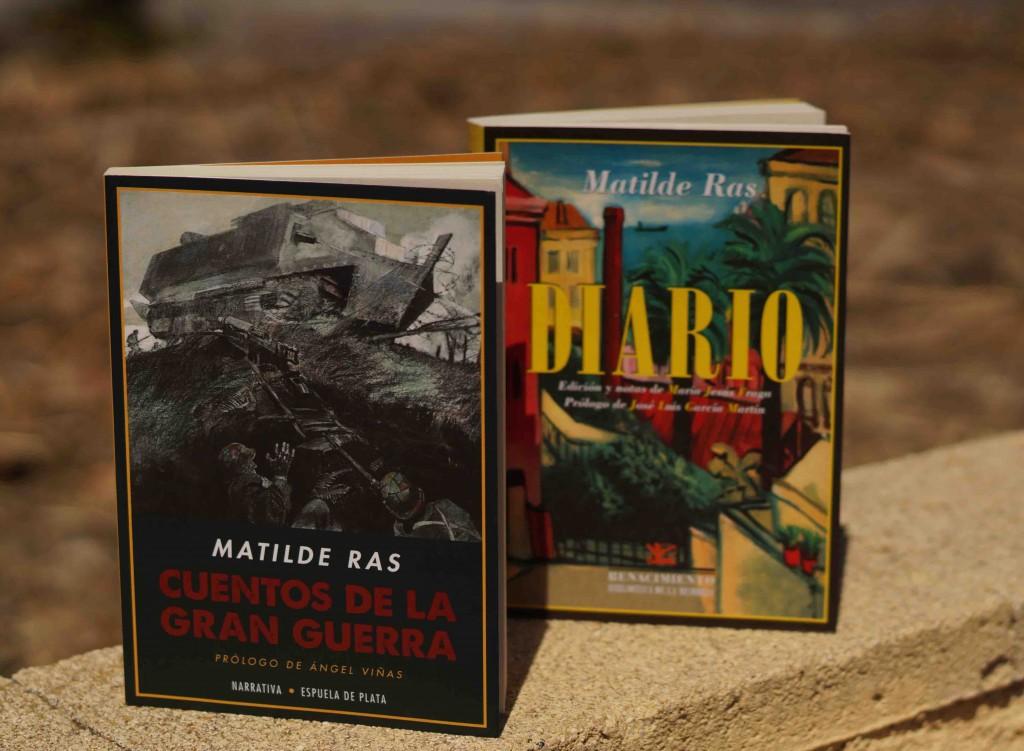 Matilde Ras libros