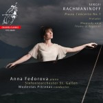 Anna Fedorova Rachmaninoff