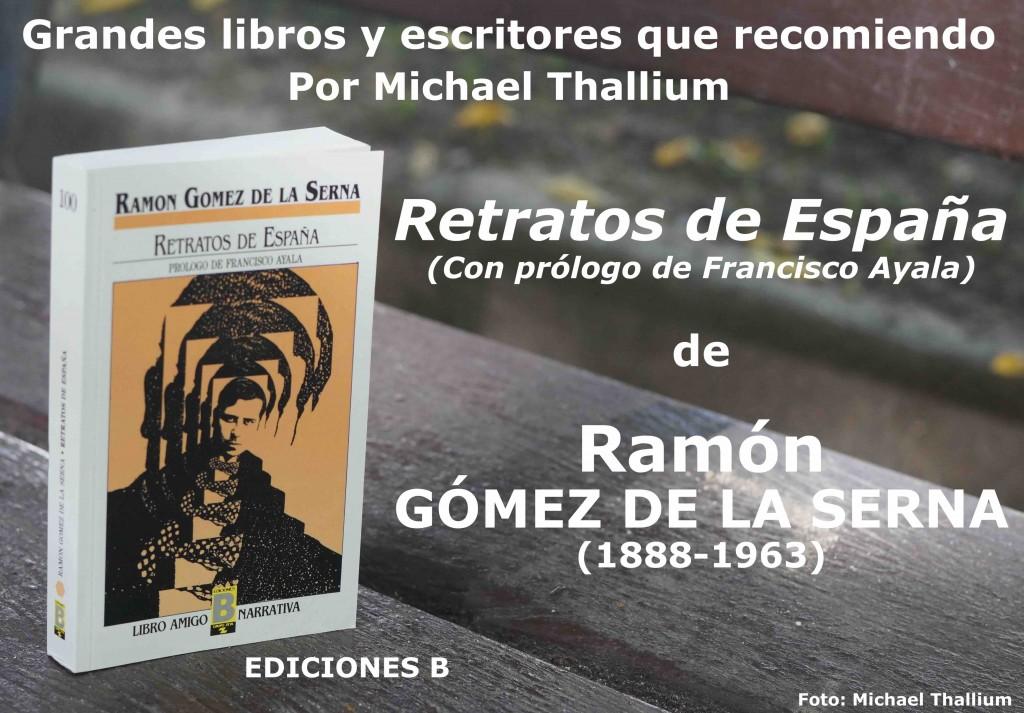 Gómez de la Serna - Retratos de España