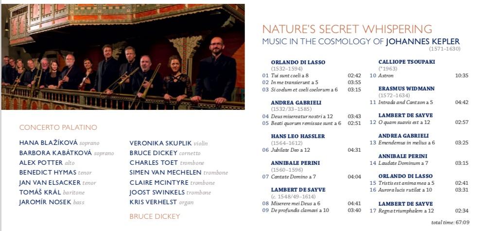 Concerto Palatino Kepler ensemble