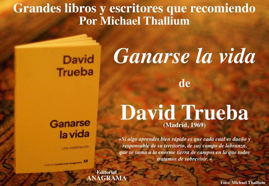 David Trueba - Ganarse la vida