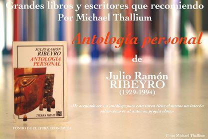 Ribeyro - Antología