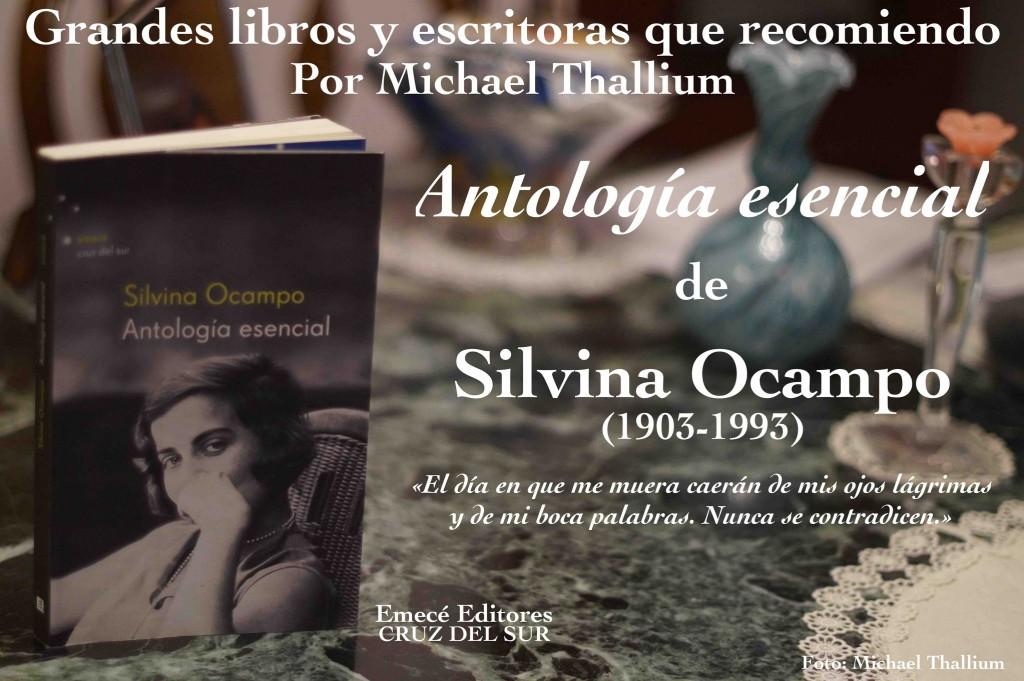 Silvina Ocampo - Antología