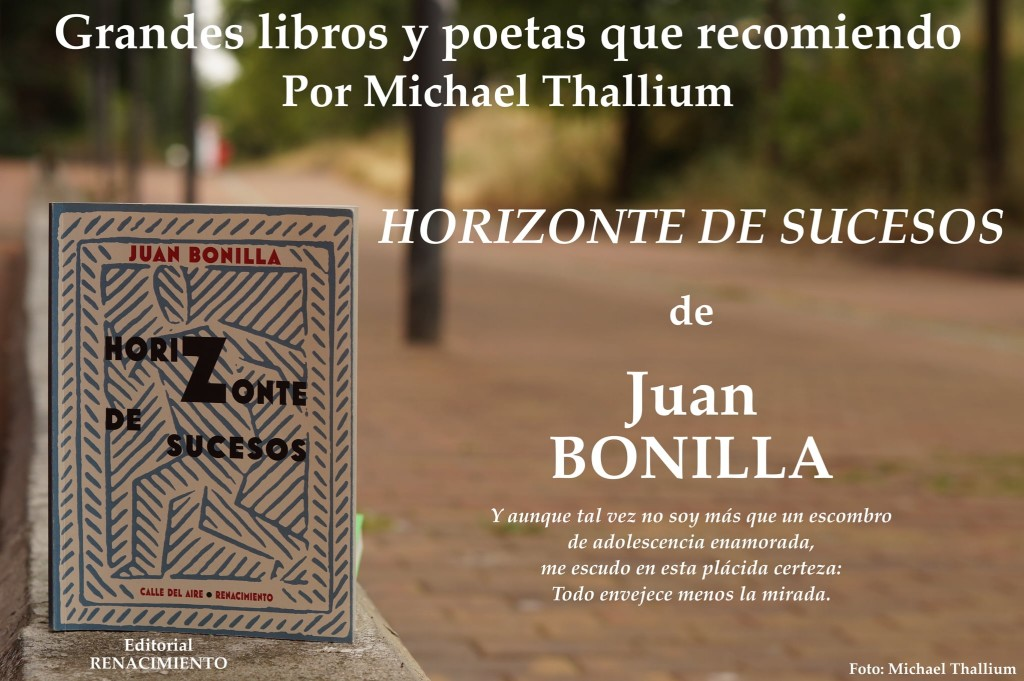 Juan Bonilla - Horizonte de sucesos
